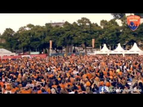 #2 - How to behave in Holland during the FIFA World Cup of 2014
