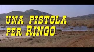 Ennio Morricone - Main Titles (Instrumental) [A Pistol for Ringo, Original Soundtrack]