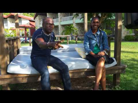 Prophet Dave Osbourne Television Interview in Antigua