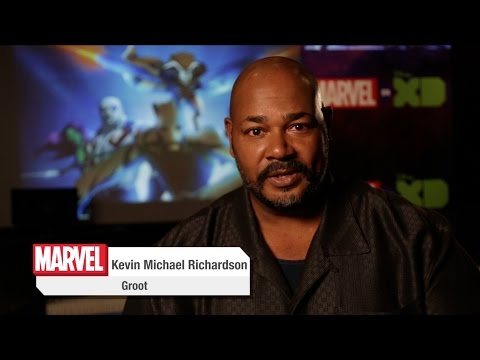 Kevin Michael Richardson   Marvel's Guardians of the Galaxy