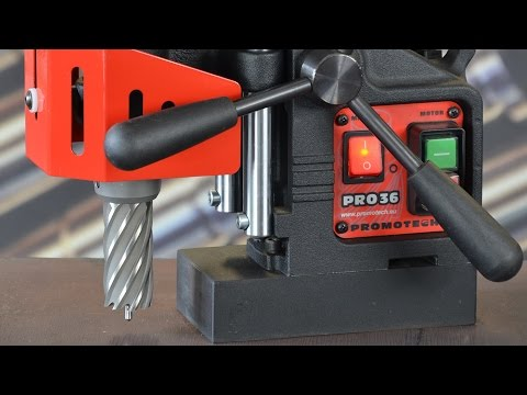 Promotech - Portable Magnetic Drill (PRO-36)