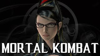 Mortal Kombat 11 - Is Bayonetta Joining Kombat?