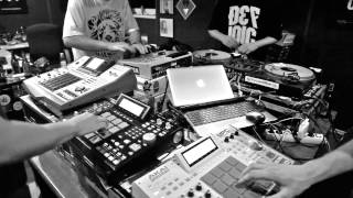 Zetena | Adam L | Dj BRK | Gronson | DefinicjaTV | kurnik studio one shot part 8