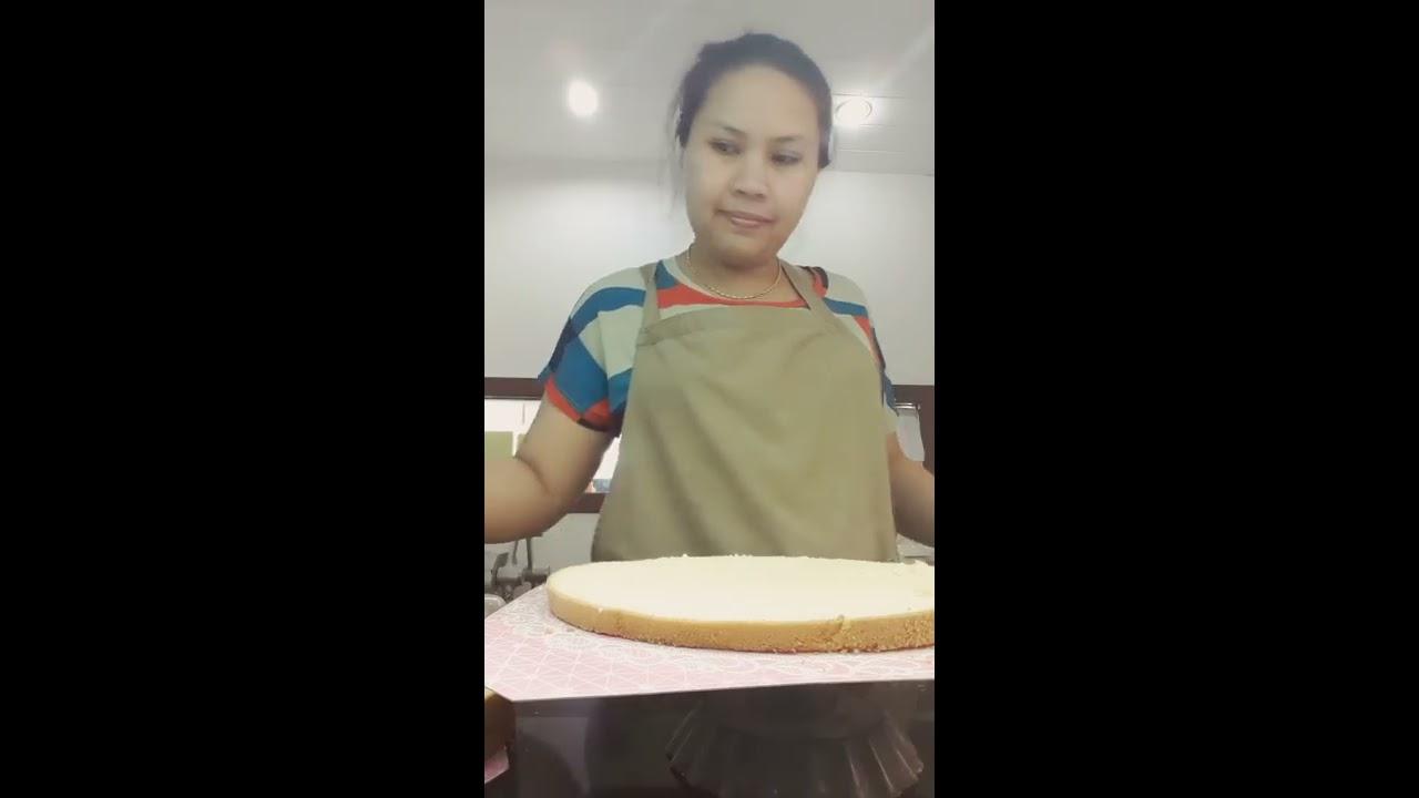 แต่งหน้าเค้ก 5 ปอนด์ cake