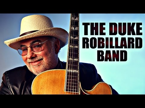 The Duke Robillard Band - Jazzwoche Burghausen 2015
