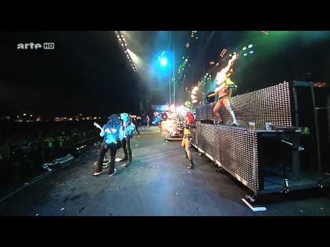 Scorpions - Tease Me Please Me Live @ Wacken Open Air 2012 - HD
