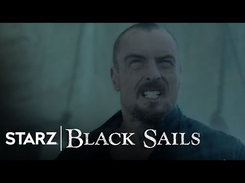 Black Sails | The Storm | STARZ