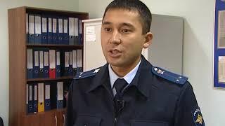 В Уфе полицейские раскрыли разбойное нападение на сторожа предприятия по утилизации металла(, 2017-10-20T10:49:04.000Z)