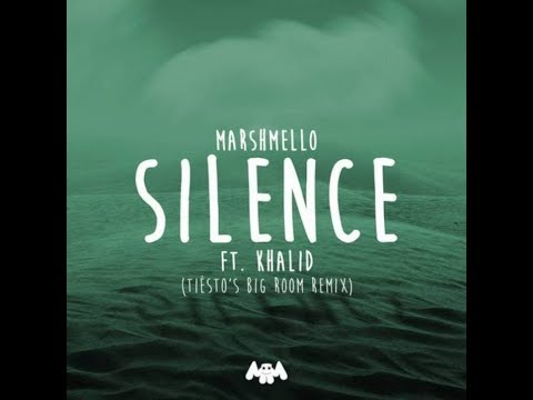 Marshmello – Silence (Tiesto's Big Room Extended Remix) FREE DOWNLOAD
