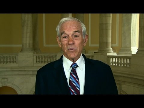 Ron Paul's world without the Fed