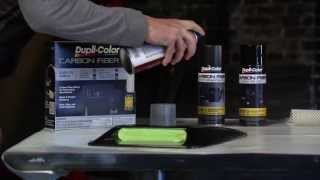 Dupli-Color® How To: Carbon Fiber