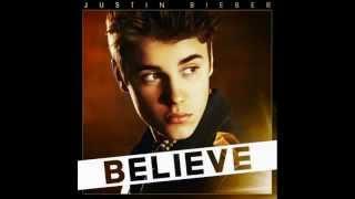 Justin Bieber - All Around The World feat. Ludacris (LYRICS)