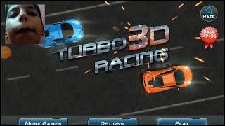 Turbo driving Racing 3D game playing screenshot 3