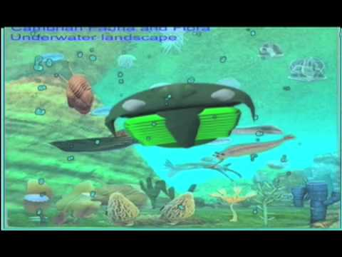 Ultra World Story Geologic Time Cambrian-Ordovician.mov
