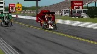 A lil bit of NHRA Racing