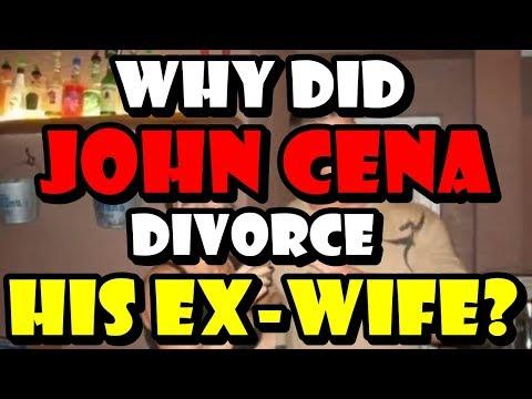 Why Did John Cena Divorce His Ex Wife? - Elizabeth Huberdeau