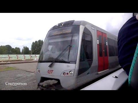 Metro ride Rotterdam Blaak - Schenkel 2018 RET metro line A