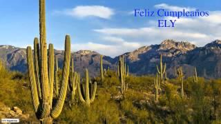 Ely  Nature & Naturaleza - Happy Birthday