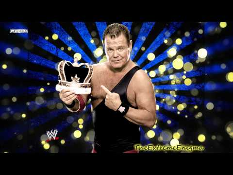 """Jerry """"The King"""" Lawler 1st WWE Theme Song """"The Great Gates Of Kiev"""""""