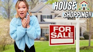 Buying a New House!! Vlogmas Day 2