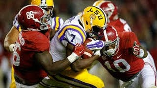 Alabama VS LSU 2016 Hype Video HD