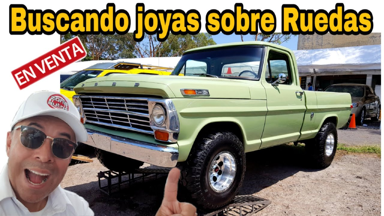 FORD PICKUP f100 1967 ME IMPRESIONÓ camionetas EN VENTA  trucks for sale zona autos review cars