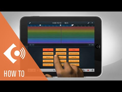 How To Use Cubase IC Pro For IPad And IPhone | Getting Started With Cubase IC Pro