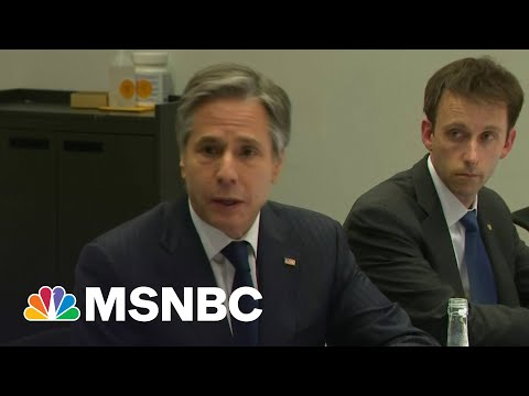 Sec. Blinken Meeting With Foreign Minister Is 'Practical Diplomacy,'