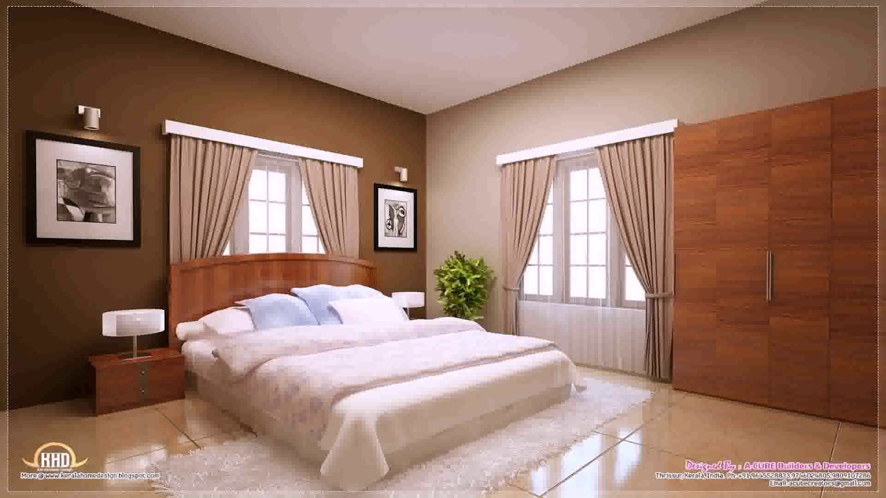 Kerala House Bedroom Interior Design Youtube