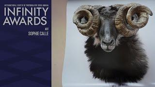2017 Infinity Award: Art — Sophie Calle