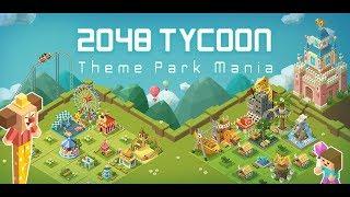 2048 Tycoon: Theme Park Mania