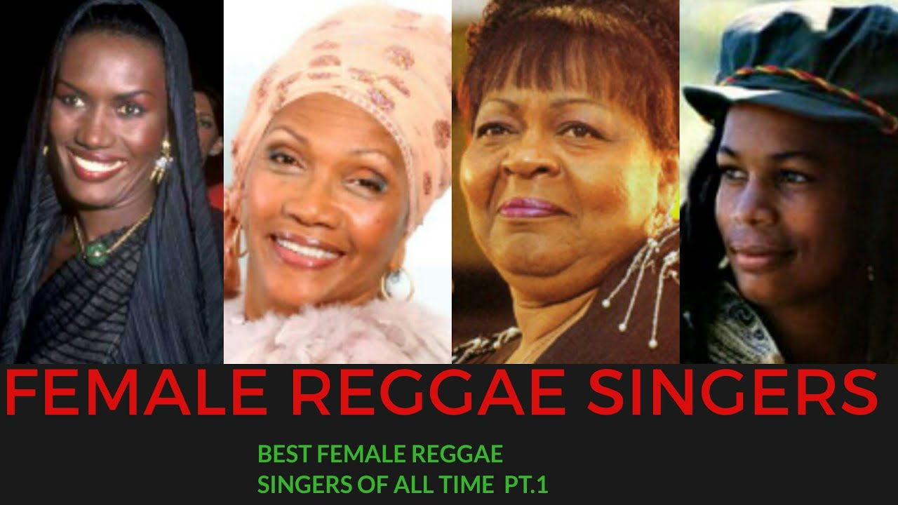 BEST FEMALE REGGAE MUSICIANS PT.1
