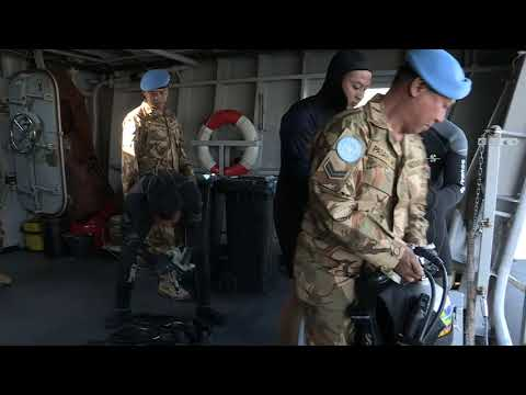 Indonesian Navy part of UNIFIL's Maritime Task Force
