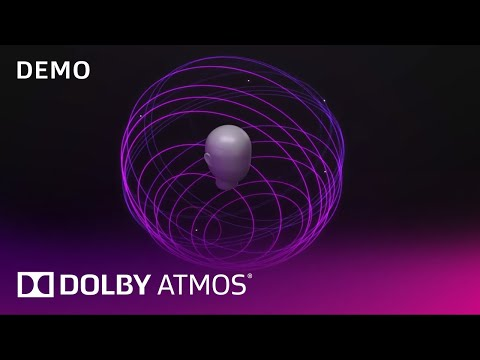 Dolby Atmos - Bring The Cinematic Sound Experience To Your Home | Demo | Dolby