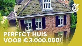 Dit huis in Wassenaar is meer dan luxe! - DUURSTE HUIZEN VAN NEDERLAND #04