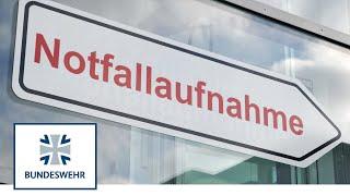 Notaufnahme exklusiv! Seltene Einblicke ins Bundeswehrkrankenhaus