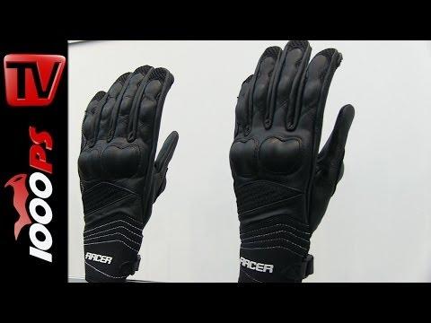 Racer Fury Scooter Handschuh- 2014