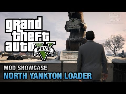GTA 5 PC - North Yankton Loader [Mod Showcase]
