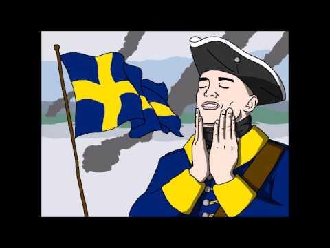 Sabaton - Carolus Rex (simultaneous English and Svenska audio)