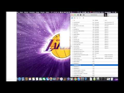 iTunes'tan(Bilgisayardan) iOS Cihazına...
