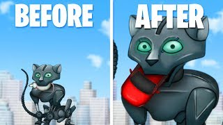 How I Became a Giant Robot Cat - Tasty Planet Forever | Pungence
