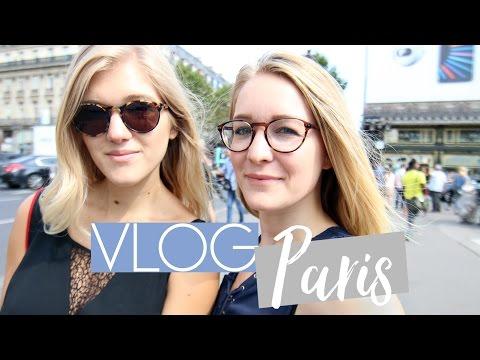 VLOG - Journée Presse à Paris