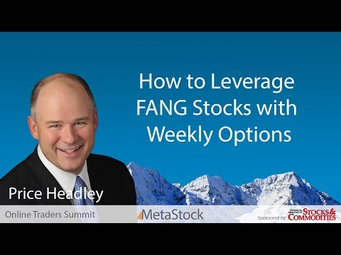 How to Leverage FANG Stocks with Weekly Options