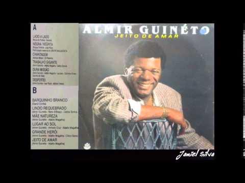 Almir Guineto Completo -  jeito de amar {1989} -  Jamiel Silva