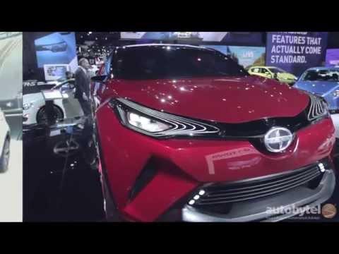 Top 5 SUVs And Crossovers @ LA Auto Show 2015