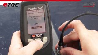 TQC COATING THICKNESS GAUGE POSITECTOR 6000(, 2011-08-11T12:53:33.000Z)