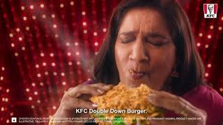KFC - Double Down Burger