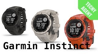 Garmin Instinct - New From Garmin!