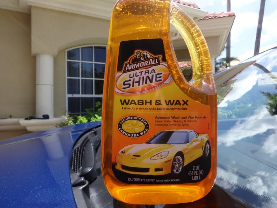 armor all ultra shine wash and wax review and test results. Black Bedroom Furniture Sets. Home Design Ideas