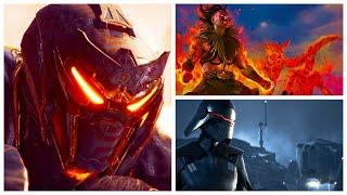 Анонс Path of Exile 2. Anthem 2. Star Wars Jedi умоляют купить.  Превосходство Xbox Scarlett над PS5